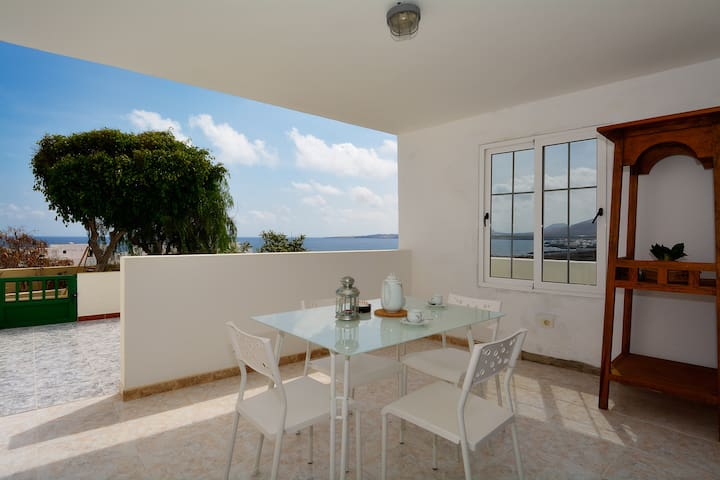 Apartment La Lapa with Seaviews! - Punta Mujeres - Appartement