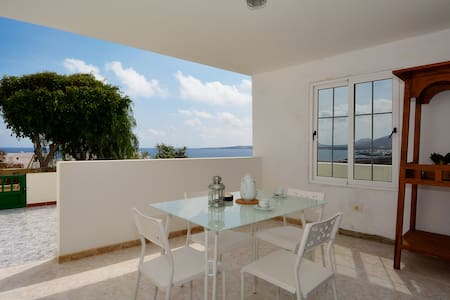 Apartment La Lapa with Seaviews! - Punta Mujeres - Apartemen