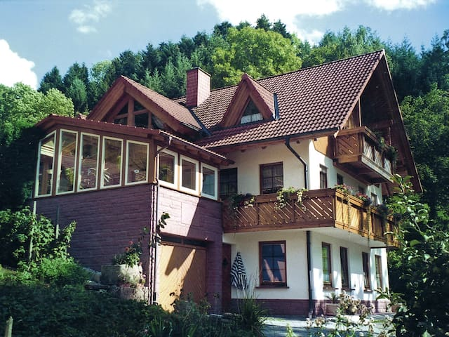 Apartment Schnaiter for 9 persons in Oberharmersbach