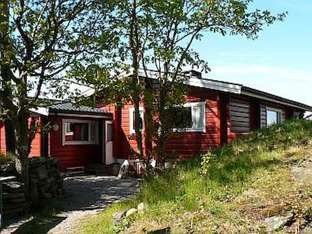 Villa Höjden  Insel Orust Schweden - Varekil Orust Schweden - Haus
