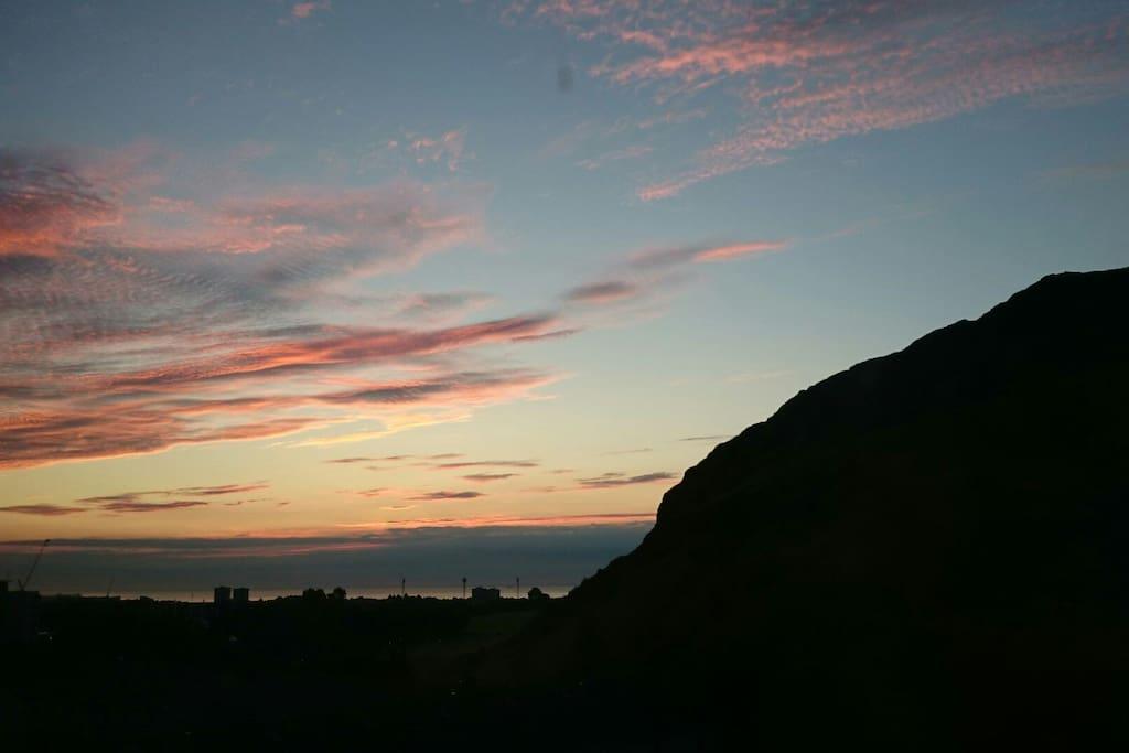 ...at dawn.