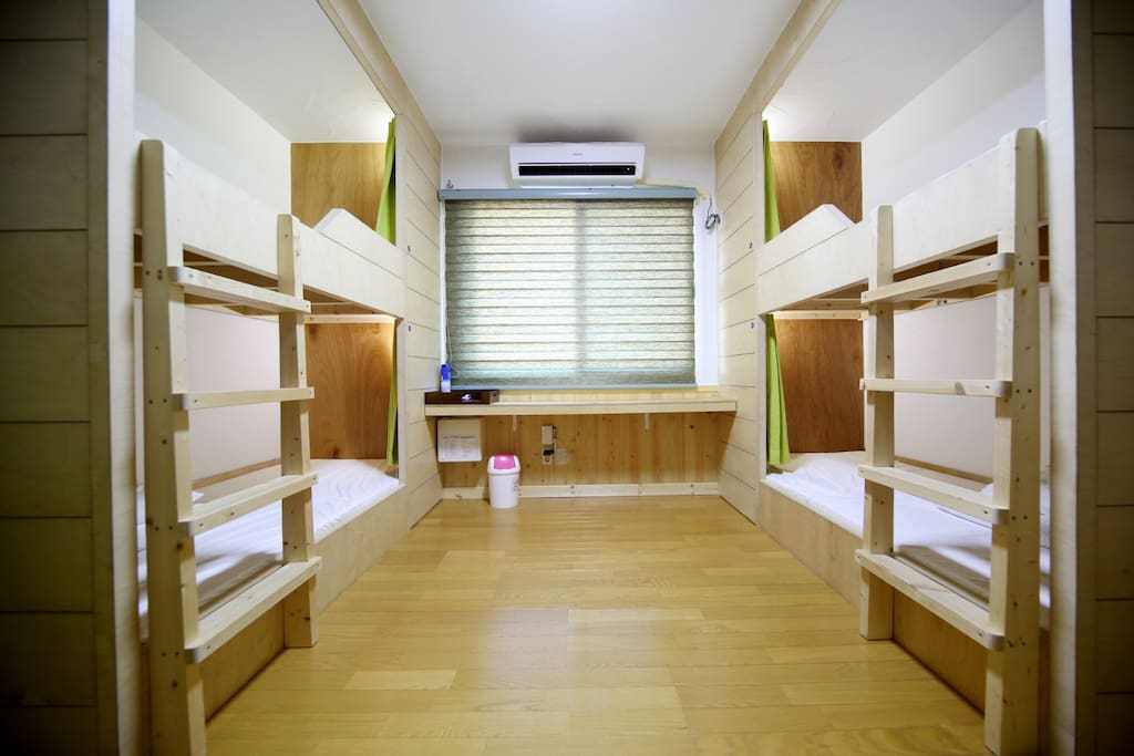 Guest room(4people dormitory)