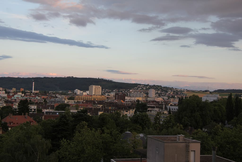 Room To Rent With A Family In Bern Biel Switzerland