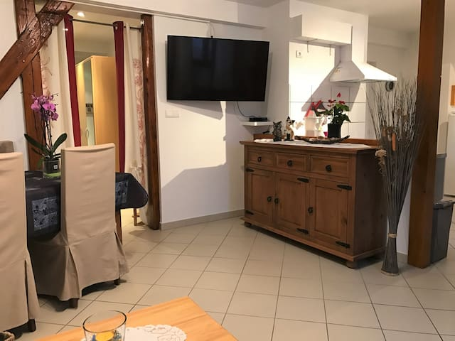 Bel appartement de charme de 70m² - Thannenkirch - Pis