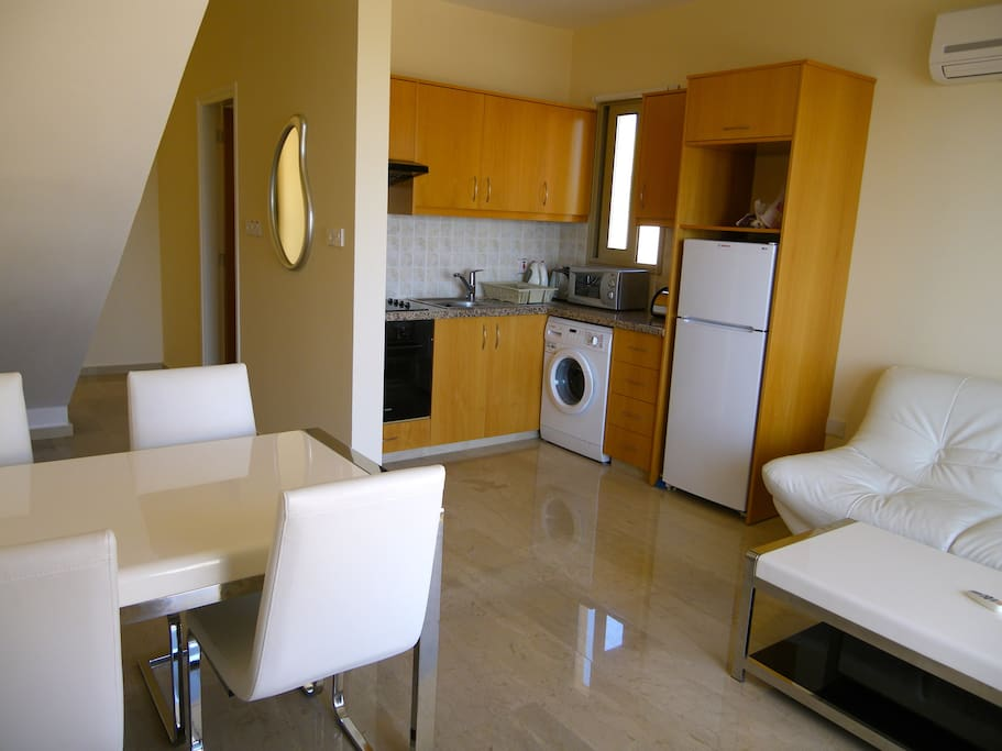 Penthouse225 Küche