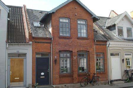 Dejligt værelse i Odense Centrum - オーデンセ
