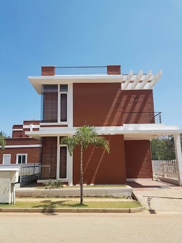 Villa Resort - Bangalore - Huis