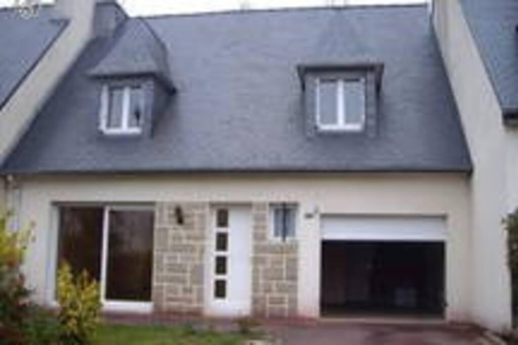 Brest k rinou 1 chambre chez l 39 habitant maisons de ville louer brest - Chambre chez l habitant brest ...
