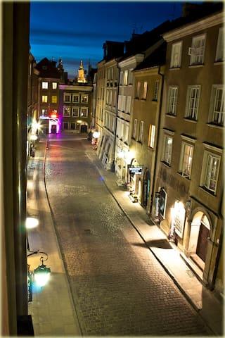 Old Town Love Nest /Jacuzzi & Sauna - Warsaw - Apartment