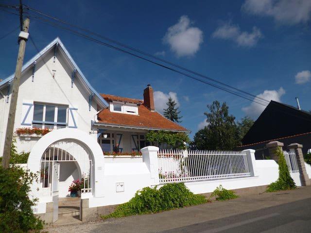 Appartement de deux pièces en bord de Loire - Sainte-Luce-sur-Loire - Haus