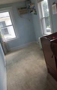 Small and simple. Safe, clean room. - Ridgefield Park
