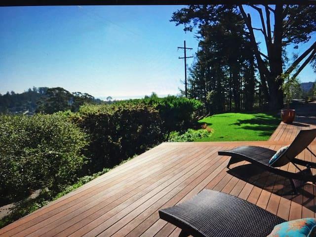 Gorgeous Beach house -Pool and Jacuzzi - Santa Cruz - House