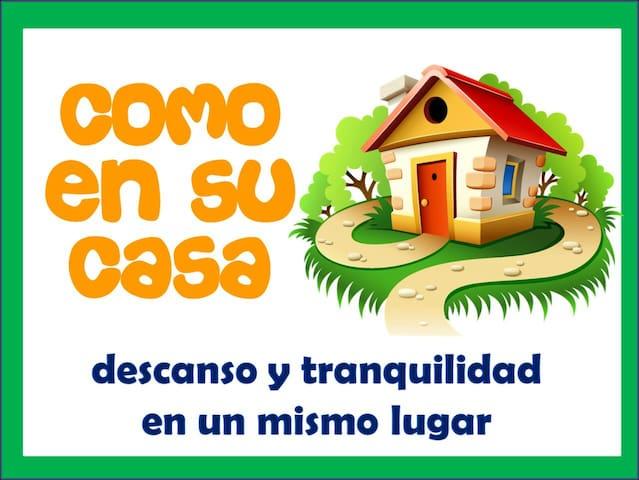 Alojamiento Como En Casa - Tierra Blanca - 獨棟
