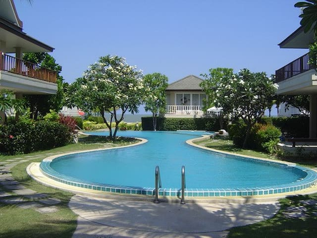 Baan Talay Samran - Master Suite - Cha-am - Apartament