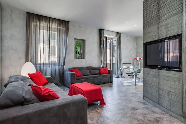 Saint Peter Cozy Hip Apartment
