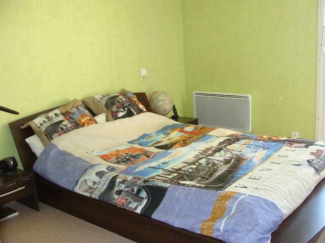 Dubble Room like in your house - Lons - Lägenhet