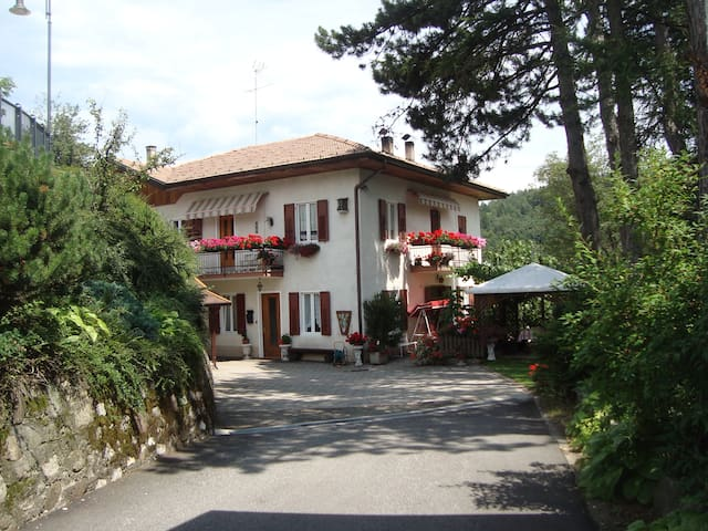 Small apartment for great holiday! - Sanzeno - Leilighet