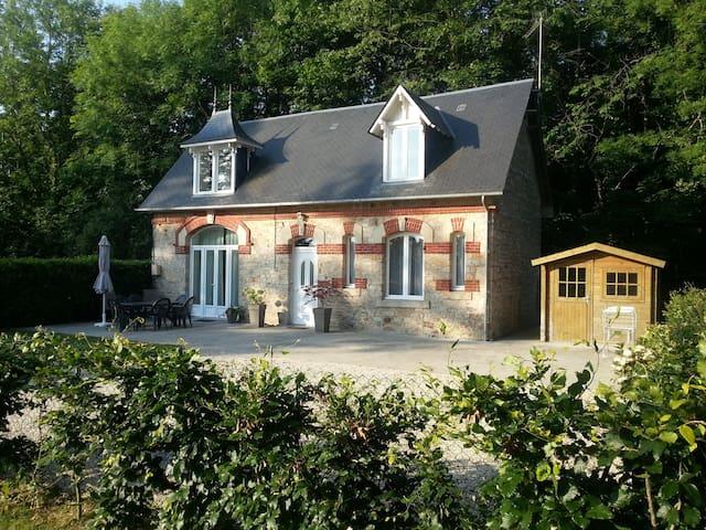 Maison 6 pers - Bagnoles de l'Orne