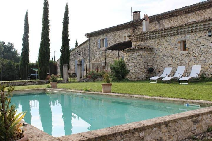 Studio Indépendant Drôme Provençale - Puygiron