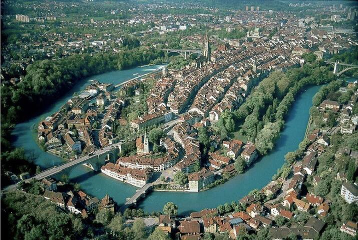 So close to Switzerland's capital! - Ostermundigen /Bern - Bed & Breakfast