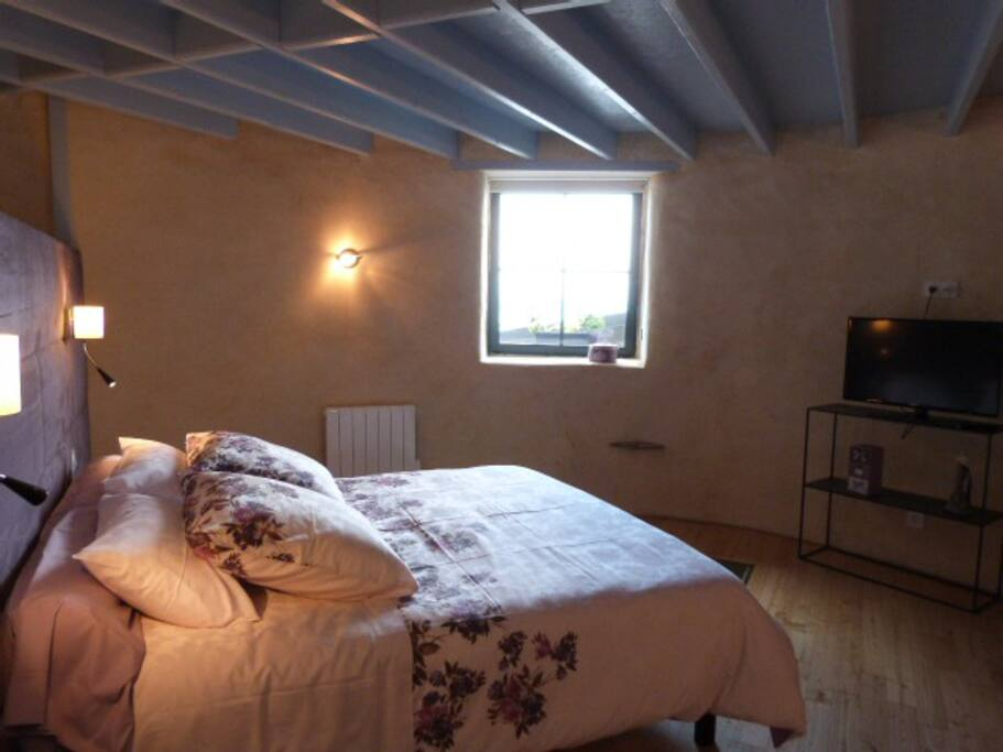 Suite pigeonnier vue mer chambres d 39 h tes louer for Chambres d hotes cancale