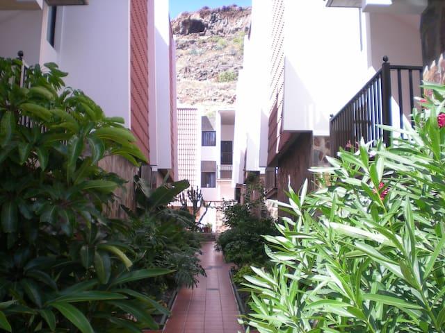 Apartamento en playa Santiago