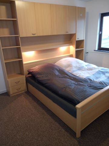 Mitten in Vegesack 100 m zur Weser citycenter! - Bremen - Apartment