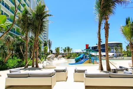 Azure, a Tropical Paradise - Bicutan Parañaque - Apartamento