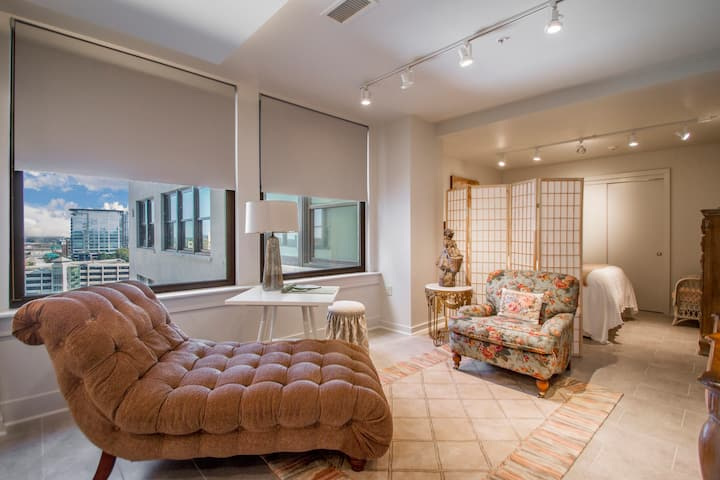 Suite 9J RESIDENCES 221 in Downtown Little Rock