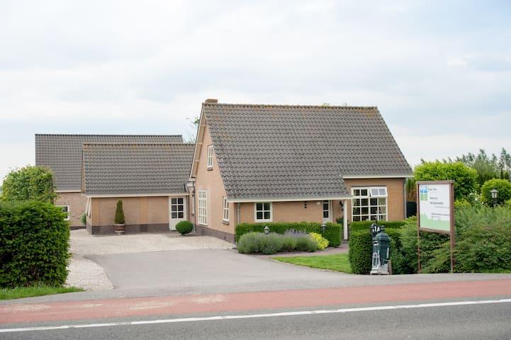 Luxe villa naast woonboerderij - Montfoort - 別荘