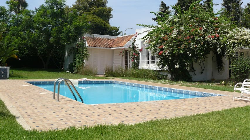 Superbe villa  Quartier  Ambassador - Rabat - Casa