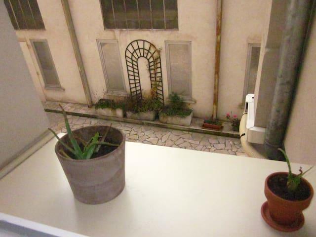 Paradis à Vincennes : 2 pièces sur cour