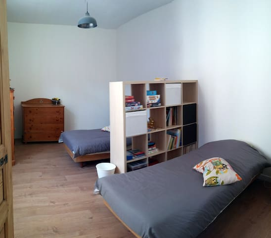 "Appartement ""cosy"" au 75 Rue d'Italie - Chambéry - Apartment"
