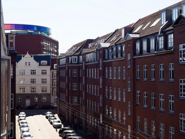 Udsigt til Aros - Aarhus - Lägenhet