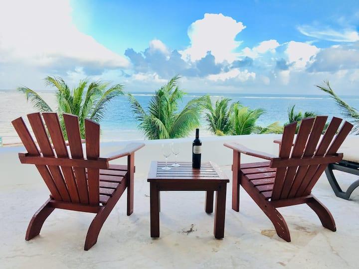 NEW Spectacular apartment Oceanview Puerto Morelos