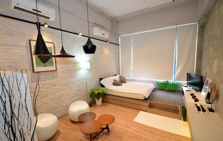 Cozy Studio near Mongkok - Hong Kong - Appartamento