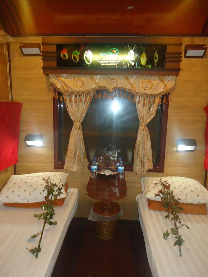 Deluxe Cabin on Fansipan
