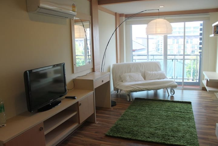 Appartment in Bangsaen - Saen Suk