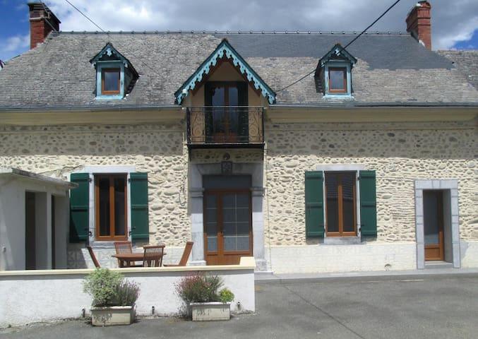 Gîte rural II, St Martin(65) 6 pers - Saint-Martin, Hautes-Pyrénées - Dům