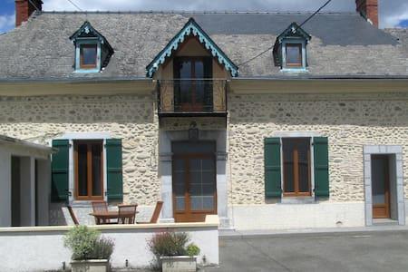 Gîte rural II, St Martin(65) 6 pers - Saint-Martin, Hautes-Pyrénées - House