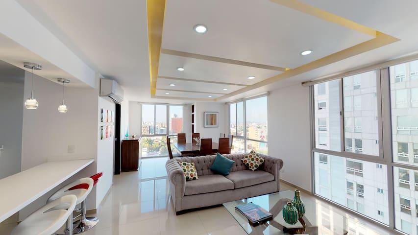 Modern & Luxury Apartment Chapultepec 11B
