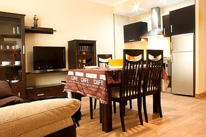 Apartamento Granada Cullar Vega Adaptado