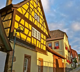 1556 Haus Bed and Breakfast - Gleisweiler - Bed & Breakfast