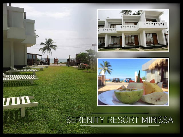SERENITY RESORT - Mirissa - Bed & Breakfast