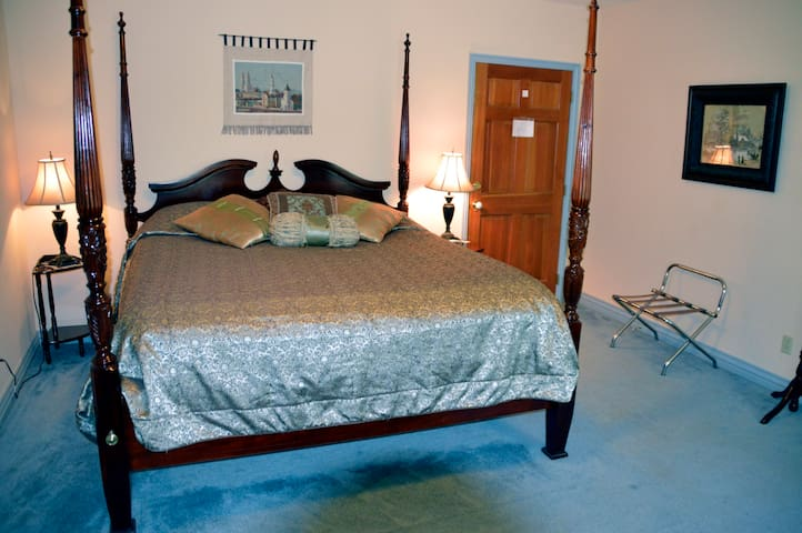 Cozy B&B minutes from Zion Park (C) - Rockville - Bed & Breakfast