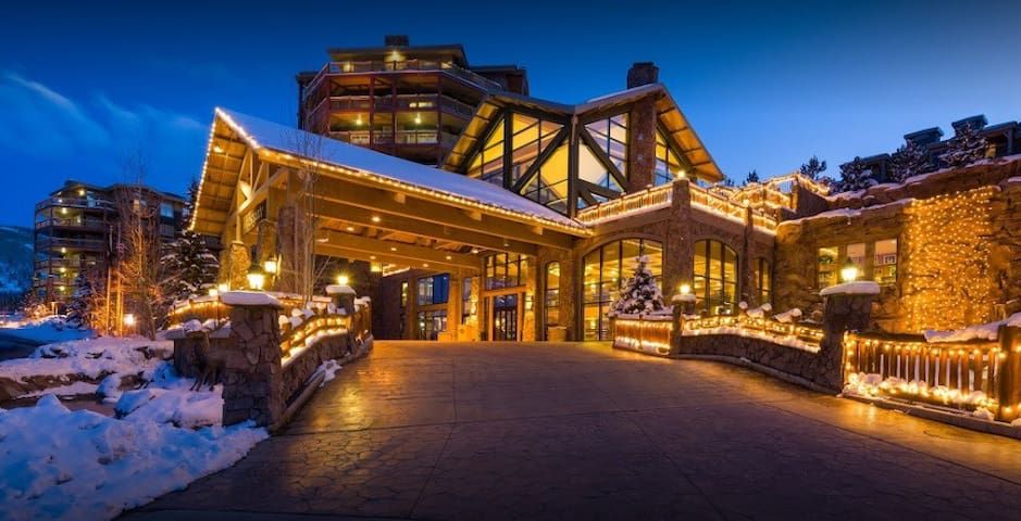 Luxury Resort, Park City, On Mountain, Ski-in/Out