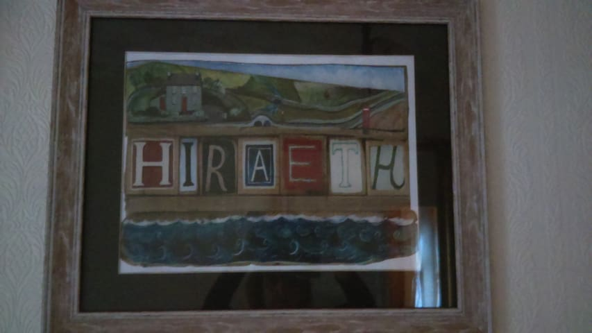 """Hiraeth - """"A longing for home"""""""