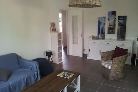 Appartement avec 2 chambres ,jardin et terrasse. - Andernos-les-Bains - Leilighet