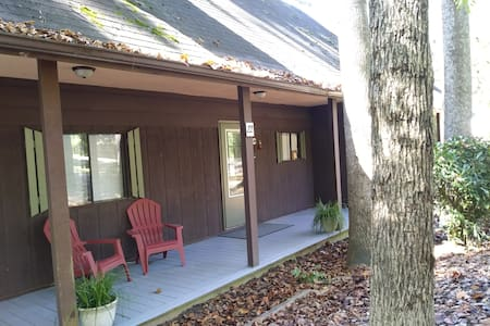❤Woodsy Cabin❤ w/ FIREPIT! 16 min to Chattanooga