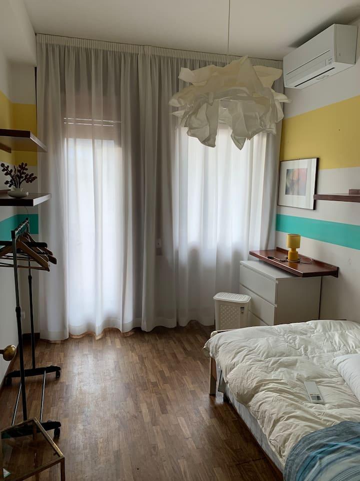 Passetto, Camera con letto da 120 4 alla Ca_di_Fra